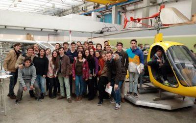 Visita a la Escuela Técnica Superior de Ingenieros de Sevilla
