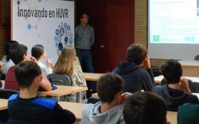 Jornada con el Grupo de Innovación Tecnológica -GIT- del Hospital Universitario Virgen del Rocío