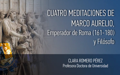 CUATRO MEDITACIONES DE MARCO AURELIO