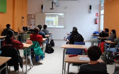 Orientación Universitaria en La Preu de Sevilla